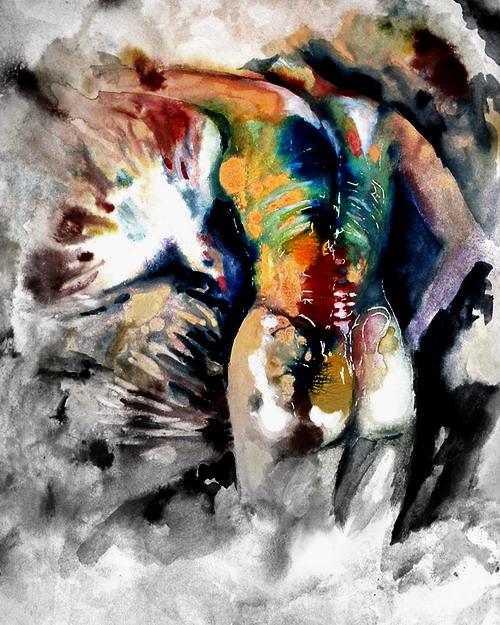 splintervlerk. (Not for sale)