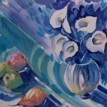 Aronskelke. 33x45 Framed R1500